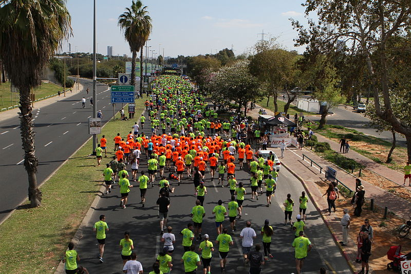 Maraton_Tel_Aviv_2014_Rokach_Street