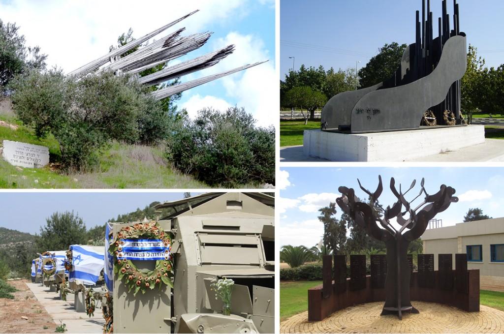אנדרטאות ישראל