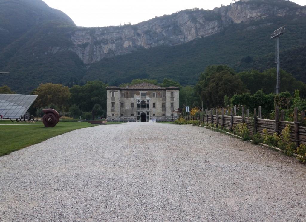 הארמון, הנוף, והמוזיאון