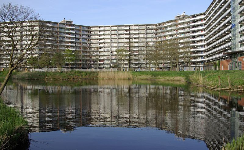 השכונה בשנת 2010 (צילום: Janericloebe Wikimedia)