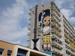 מה שנותר מבלוק מגורים ב2018 (צילום: Richardkiwi Wikimedia)