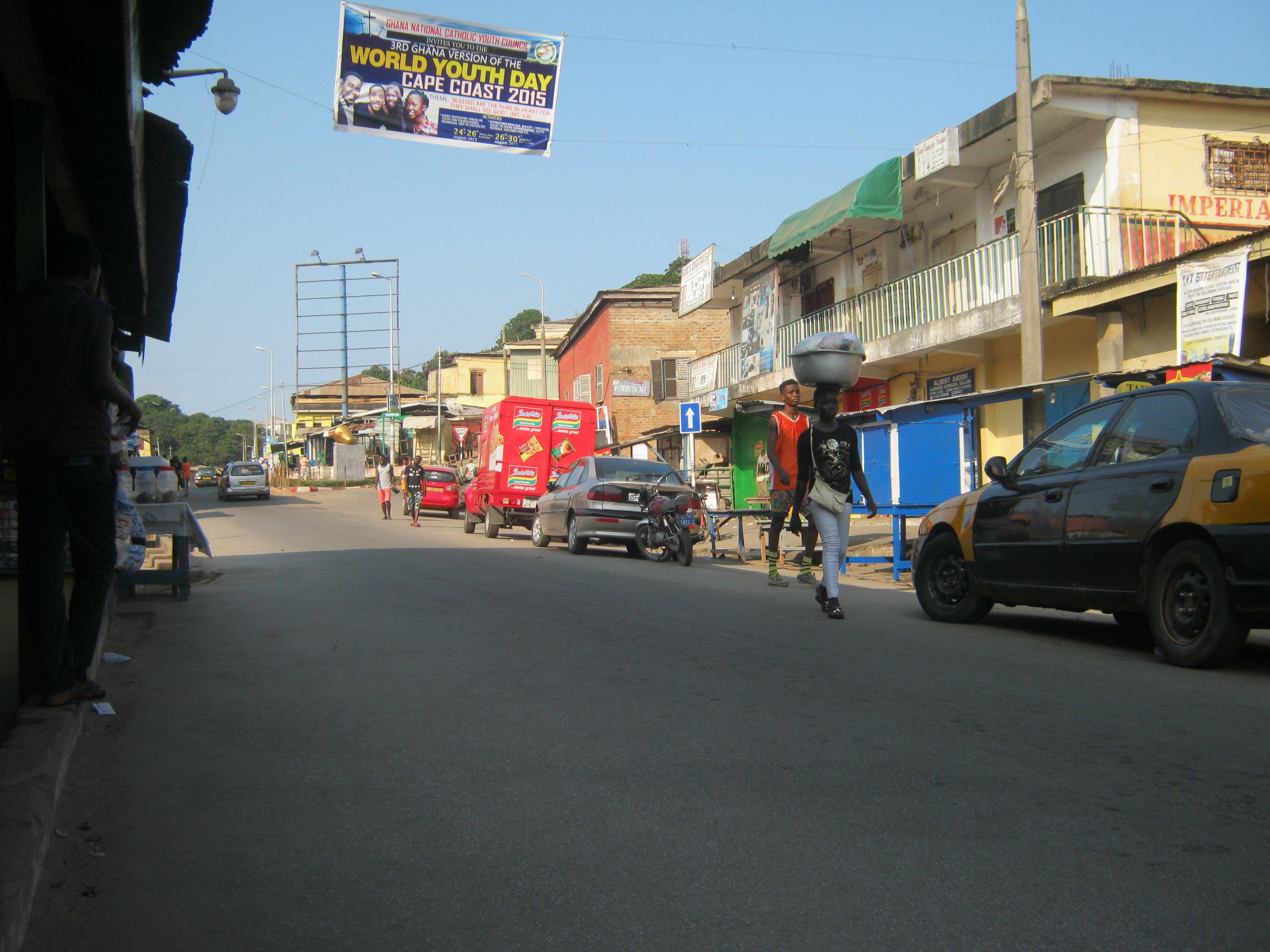 המסחר הוא המרחב החי של העיר (צילום: מורן פרארו)