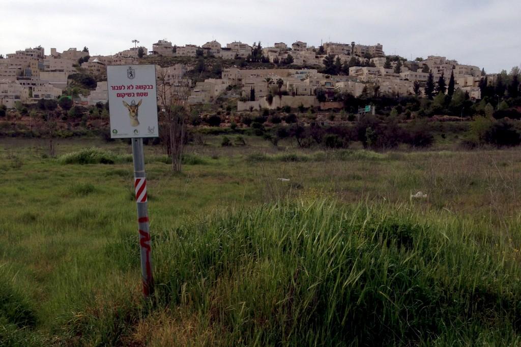 עמק הצבאים, ירושלים (צילום: Yuvalr, CC BY-SA 3.0 via Wikimedia Commons)