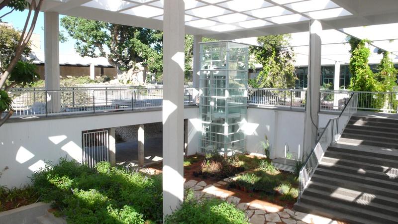 גן יעקב, תל אביב (צילום: תמא- תכנון מרחב אורבני)