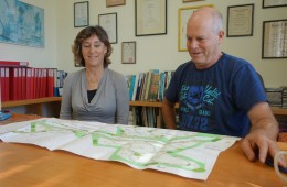 גיל הר גיל ודפנה גרינשטיין, אדריכלי נוף (צילום: המעבדה לעיצוב עירוני)
