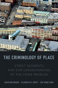 the criminology of place book cover