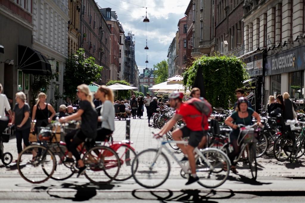"""""""עיר בריאה"""" היא עיר המקדמת אורח חיים פעלתני, אקטיבי המשלב ומעודד פעילות ספורטיבית לדוגמא קופנהגן (צילום: Cities Changing Diabetes)"""