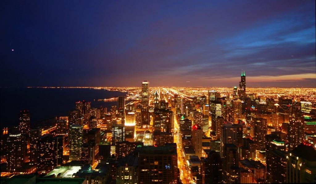 המצאת החשמל היא המהפכה השנייה שעברה העיר אחרי הקיטור ולפני המצאת הרכב הפרטי, היום אנחנו בעיצומה של המהפכה הרביעית, מהפכת טכנולוגית המידע (צילום: Steve Calcott Flickr.com)