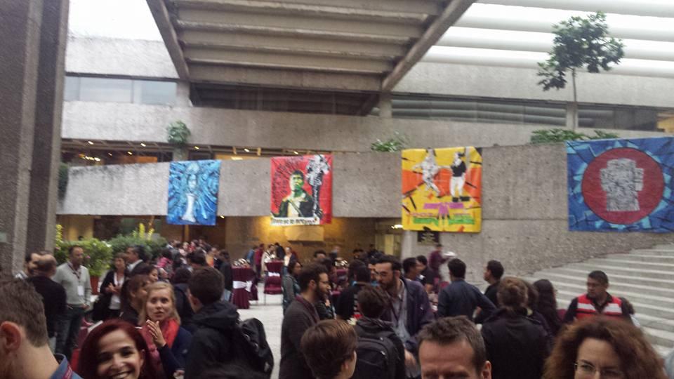 מתוך הכנס העיר הטרנסגרסיבית, במקסיקו סיטי: The transgressive city: Comparative perspectives on governance and the possibilities of everyday life in the emerging global city