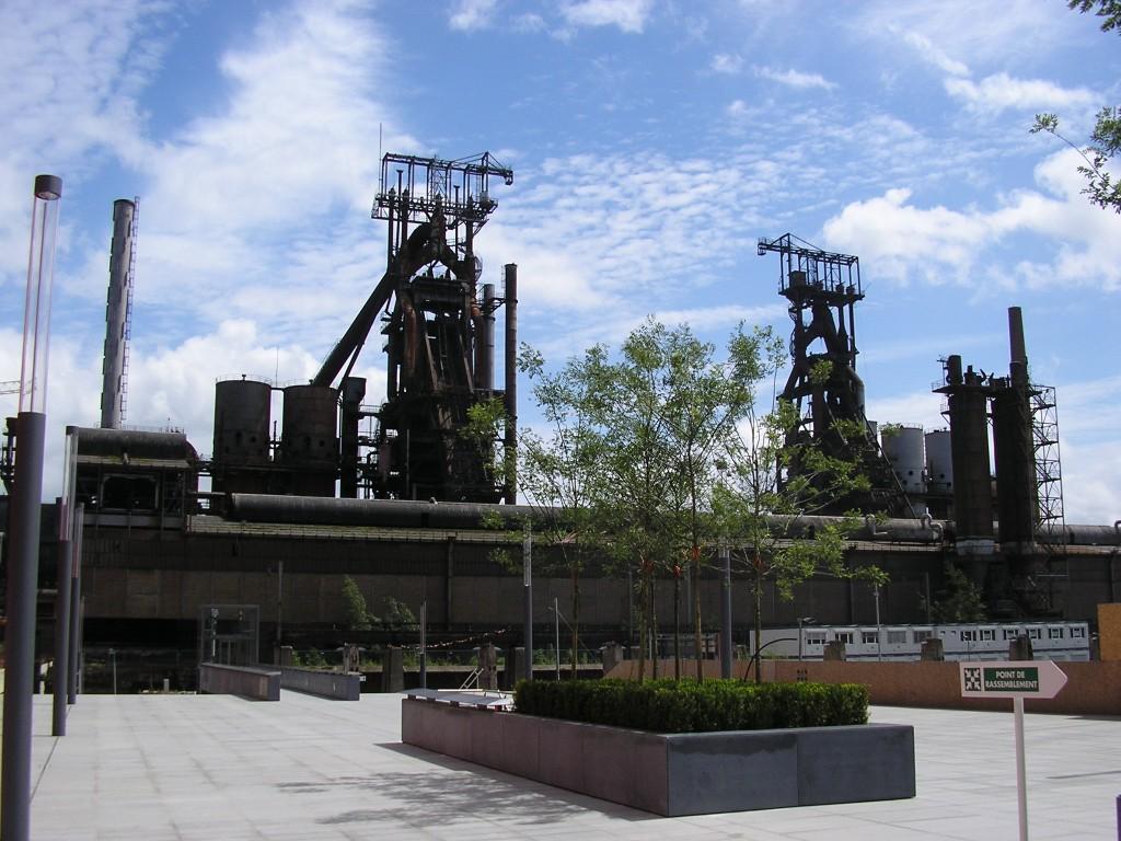 טרסת תנורי הפיצוץ (צילום: Patrick Müller, Flickr.com)