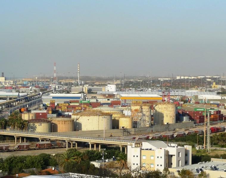 asdod industry for urbanologia