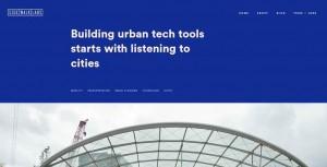 Sidewalk lab הסטארט אפ של גוגל