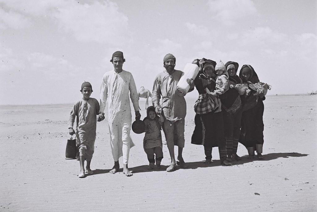 """הזהות היהודית הערבית דורשת התייחסות מחדש. אני רואה את היהודים הערבים כ""""גשר"""". עולים יהודים מתימן (צילום: Wikimedia)"""