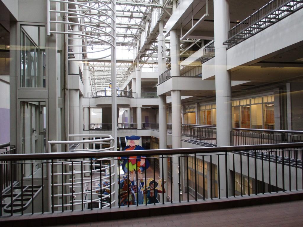 האם חללי המסחר הגוועים יצליחו לשנות את פניהם ולהפוך להיות חדרי חזרות, משרדים, מעונות, ושירותי בריאות? ( צילום: tehshadowbat, Flickr.com )