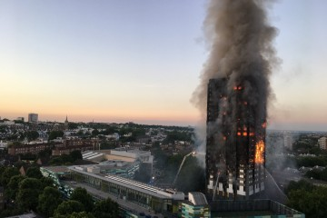 Grenfell_Tower_fire- WIKIMEDIA Natalie Oxford