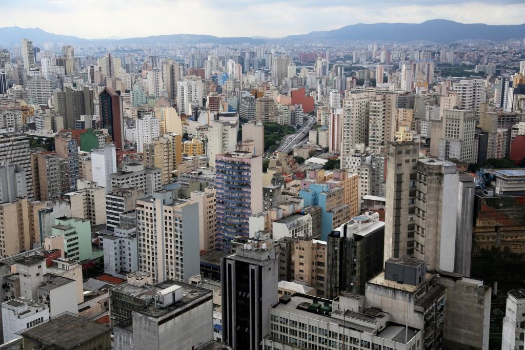 סאן פאולו שבברזיל מונה יותר מ-17 מיליון תושבים ועונה להגדרה של מגה-עיר (צילום: joelfotos Pixabay)