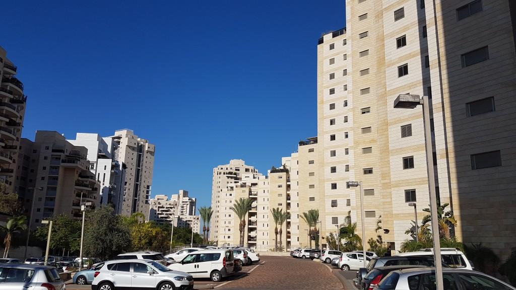 שכונת אם המושבות החדש, פתח תקווה (צילום:קורל חמו-גורן)