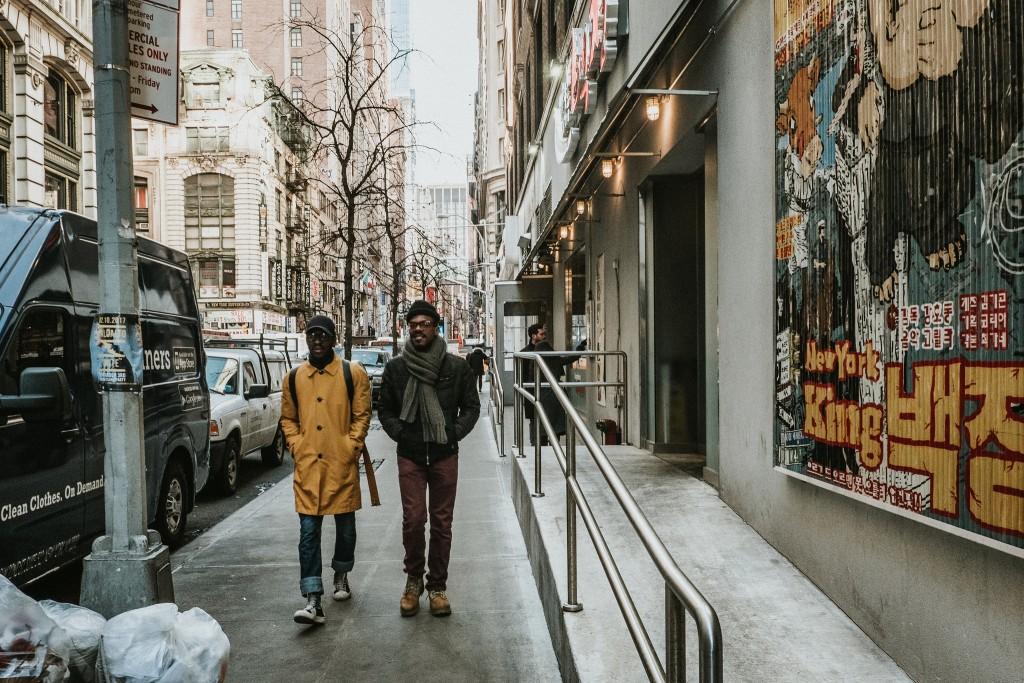 המעמד היצירתי השחור לאו דווקא פורח במקומות שבהם חלה פריחה של המעמד היצירתי הלבן (צילום: Jorg Schubert flickr)