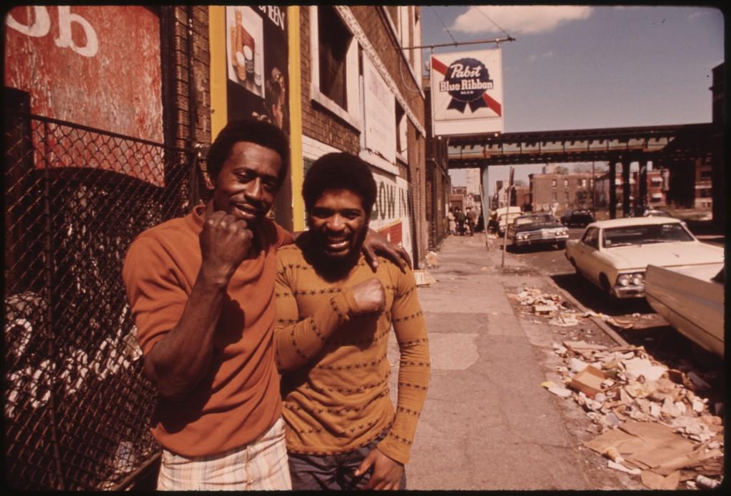 """""""הגטו בשיקגו"""", (צילום: The U.S. National Archives, Flickr)"""