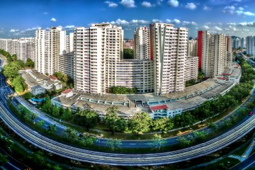 Housing_and_Development_Board_flats_in_Bukit_Panjang,_Singapore_-_20130131_(multi-row_panorama)