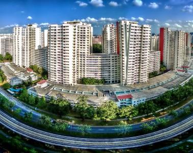Housing_and_Development_Board_flats_in_Bukit_Panjang,_Singapore_-_20130131_(multi-row_panorama)
