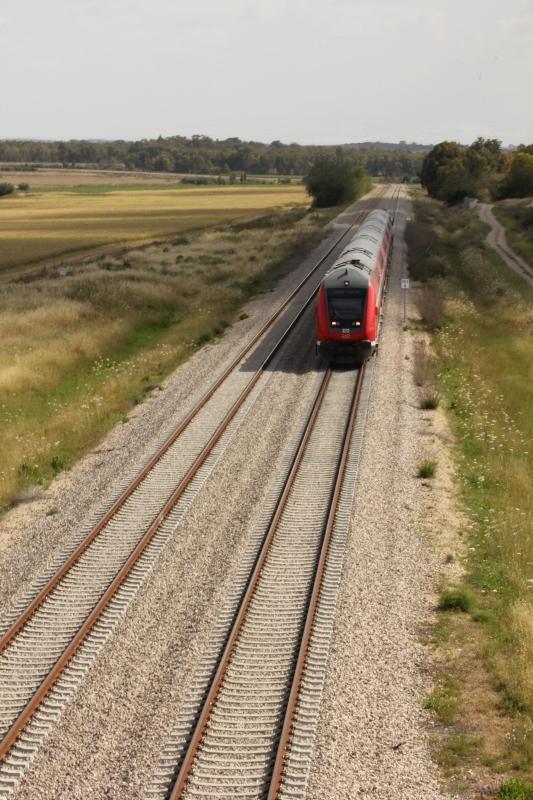 הרכבת החדשה לשדרות (צילום: מלי קוך, פיקווקי)