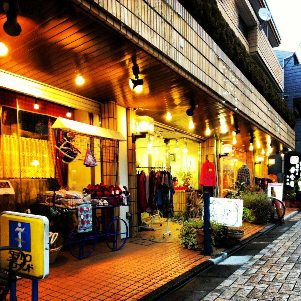 בשורת היצירתיות אינה נחלת העיר הגדולה בלבד, פרברי טוקיו (צילום: Y.Fujii on Visualhunt.com)