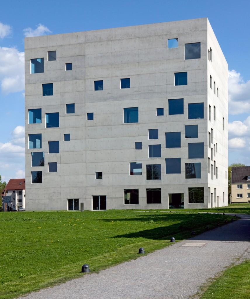 Zollverein School of Management and Design (Wikimedia)