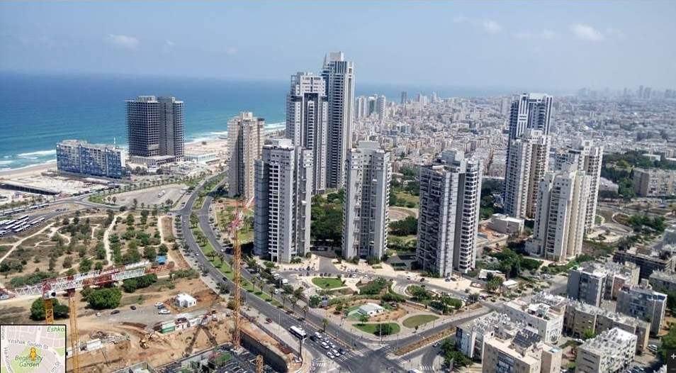 איזה חזון מקדמות התכניות המחזויות ואיזה חזון תכנוני מקדמת העיר? (צילום: google street view)