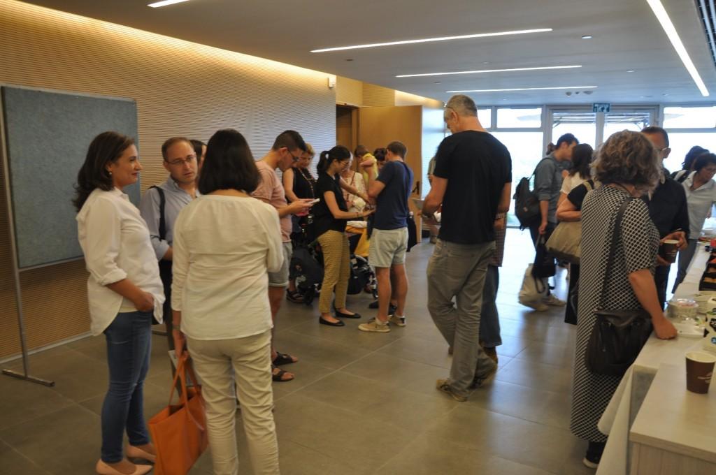 """אירוע השקת הספר """"ארץ-גנים"""" הבוחן את תכנון הנוף בישראל"""