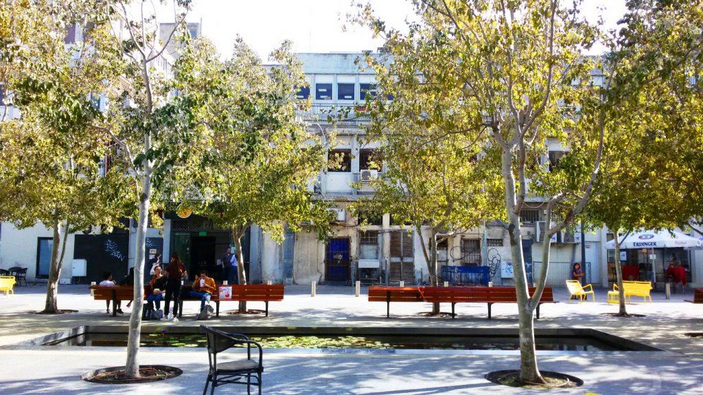 כיכר גבעון (צילום: אורית מאיר)