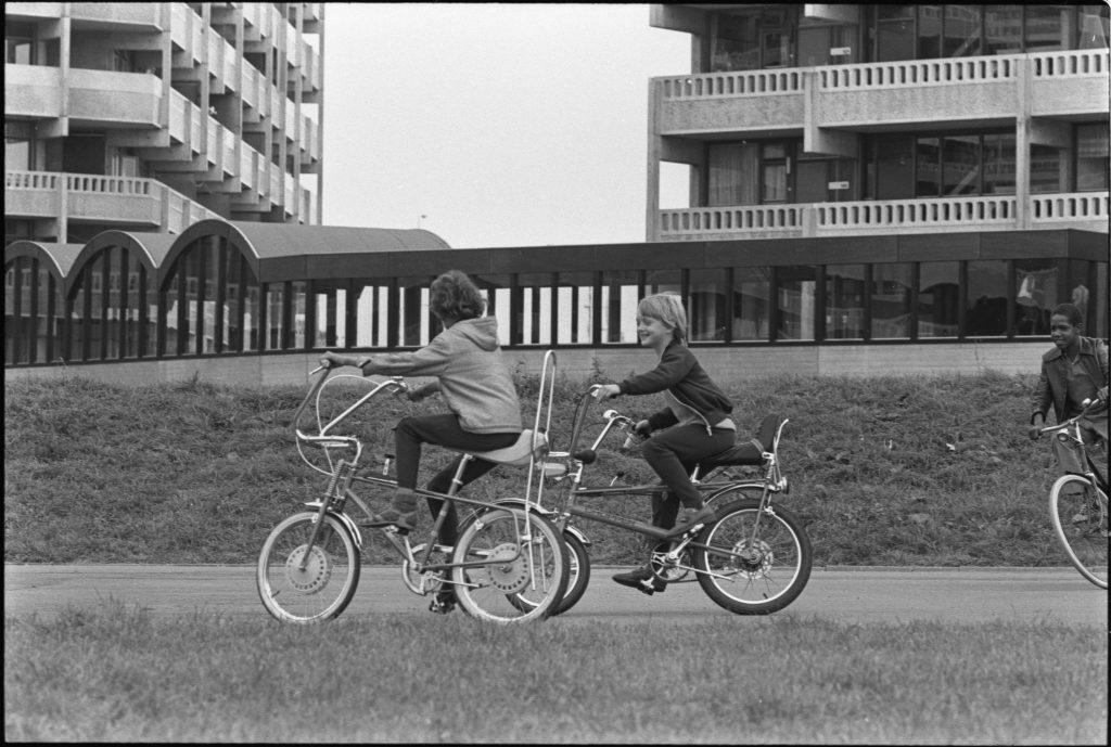 החיים בשכונה החדשה 1972 (צילום: IISG Flickr)