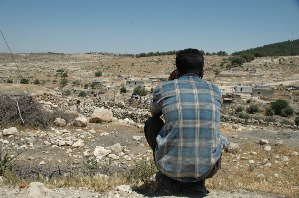 במאמר הדגמה קונקרטית באמצעות מקרה המחקר של הבית הפלסטיני בגדה המערבית וברצועת עזה (צילום: יובל הידש)