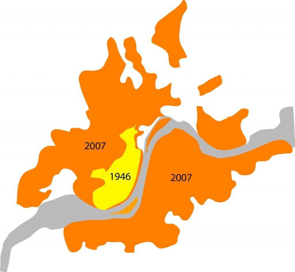 Development 1946-2007