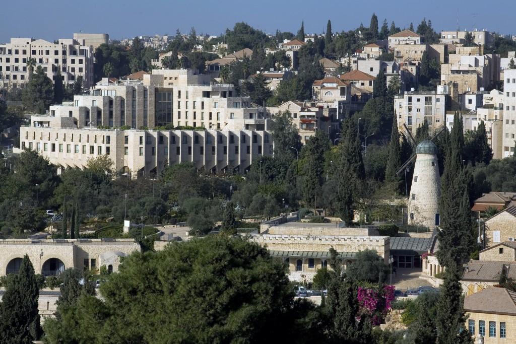 טלביה, ירושלים (צילום: Pinybal, מתפרסם לפי רישיון CC BY-SA 3.0 דרך ויקישיתוף)