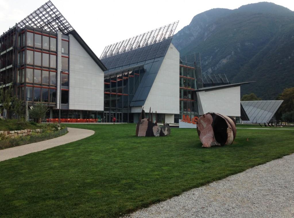 המוזיאון (צילום: טלי חתוקה)