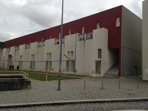 פרויקט Bouça של סיזה, פורטו (צילום: יואב מאירי)