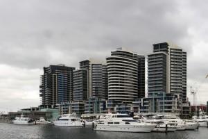 התחדשות עירונית של הרציף במלבורן,אוסטרליה (צילום: Adam.J.W.C., wikimedia)