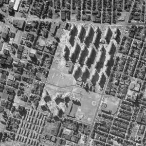 """התחדשות עירונית בהובלת המדינה. פרויקט פרויט-איגו, בארה""""ב, שנת 1968"""