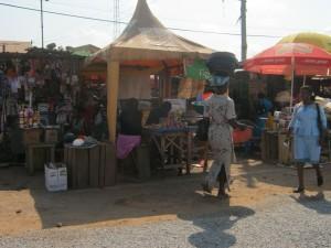 גאנה, אפריקה (צילום: מורן פרארו)