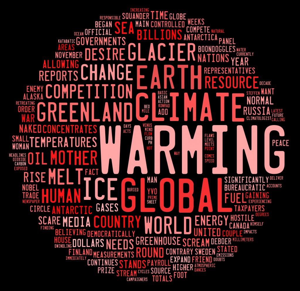 הכתיבה הענפה היא שהפכה את סוגיית שינויי האקלים לידועה (איור: oodleywonderworks, flickr.com)