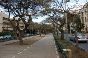 שדרות רוטשילד, תל אביב. צילום: Izemah, wikimedia