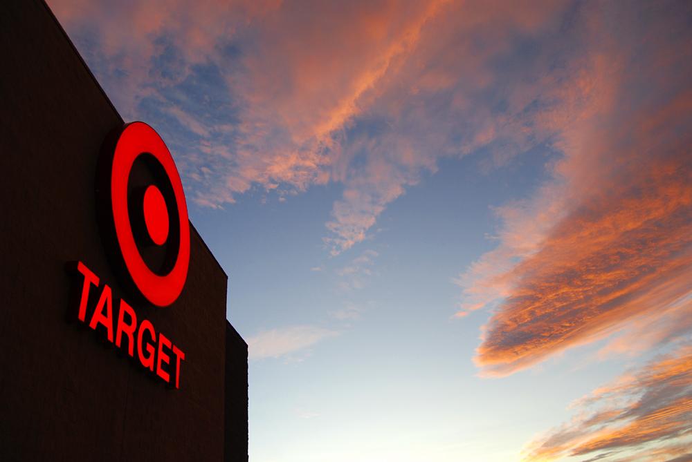 רשת טרגט. במידה רבה היא מייצגת את האחוז שנגדו מחו ה-99% בקיץ ההוא ב-2011 (צילום: Roadsidepictures, flickr.com)