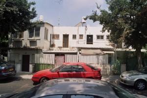 שיכונים בשכונת הדר יוסף, תל אביב (צילום: יואב מאירי)