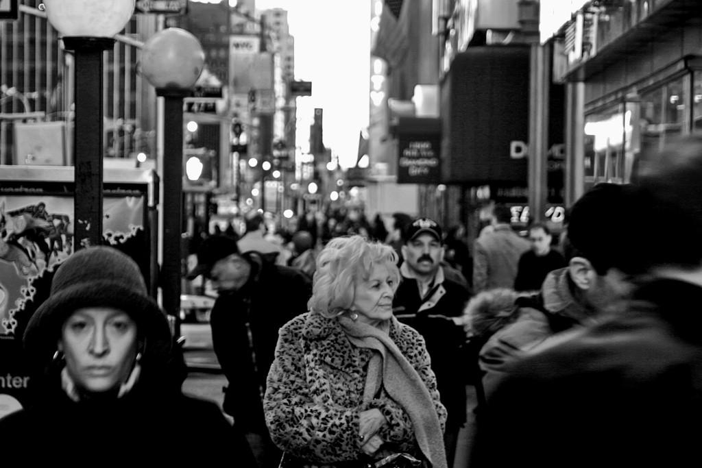 עולם האסוציאציות התרבותי הרחב, מהווה אנלוגיה לעיר עצמה שמלאה שכבות של פרשנות. (צילום: Chris Ford, Flicker.com)