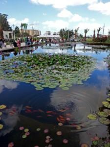 גן בעברית, ראשון לציון,תכנון בוידא מעוז (צילום: MathKnight , ויקימדיה)