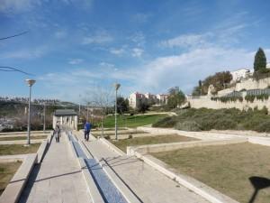 פארק איילון רמת בית שמש, תכנון: ברוידא מעוז (צילום: יונתן גת)