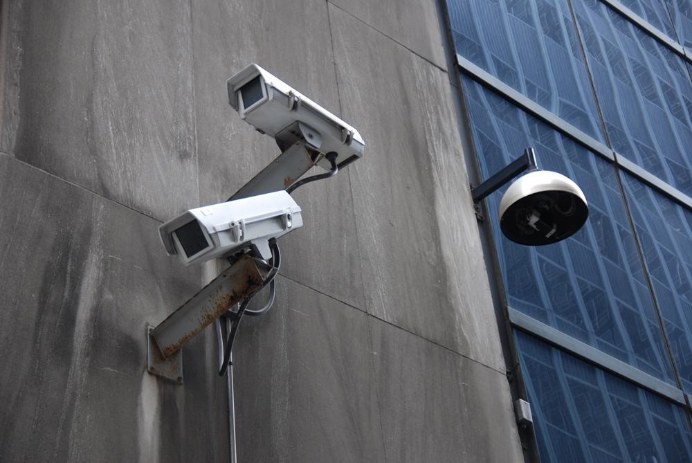 מצלמות מייצרות הרתעה אבל הן לא פותרת את הבעיה (צילום: Jonathan McIntosh Flicker.com)