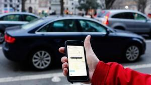 Uber (צילום: Mark Warner, flickr.com)