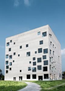 בית ספר לניהול ועיצוב שהוקם בפארק זולברין (צילום: Marcus Pink Flickr.com)